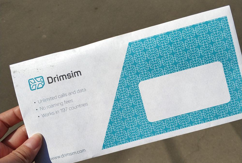 Drimsim. Первый опыт использования (Финляндия)