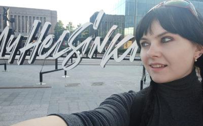 Три дня на Хельсинки