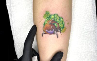 Как создавалась моя первая татуировка